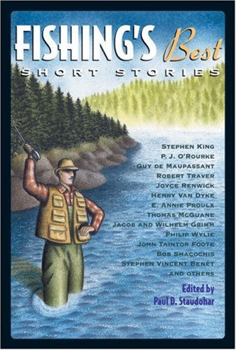 9781556524035: Fishing's Best Short Stories (Sports Short Stories (Hardcover Chicago Review))