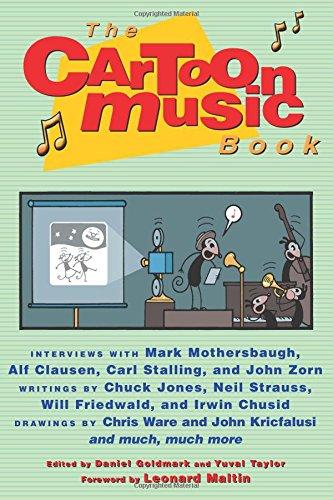 9781556524738: The Cartoon Music Book