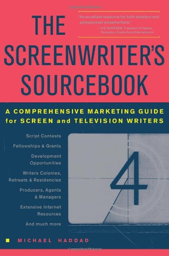 9781556525506: The Screenwriter's Sourcebook: A Comprehensive Marketing Guide for Screen and Television Writers