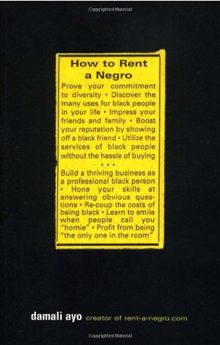 9781556525735: How to Rent a Negro