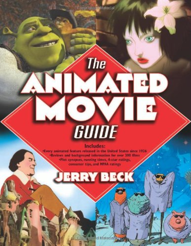 The Animated Movie Guide: Jerry Beck