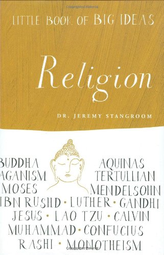 Little Book of Big Ideas: Religion (Little Book of Big Ideas series)