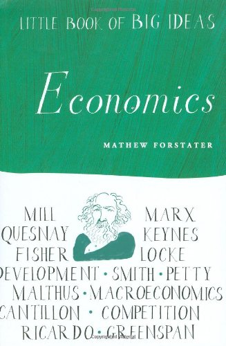 9781556526664: Little Book of Big Ideas: Economics (Little Book of Big Ideas series)