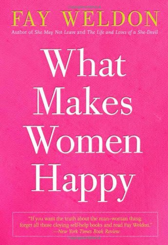 9781556526817: What Makes Women Happy (No Rights UK)