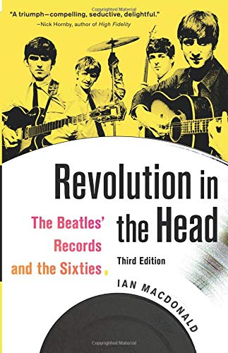 9781556527333: Revolution in the Head: The Beatles' Records and the Sixties