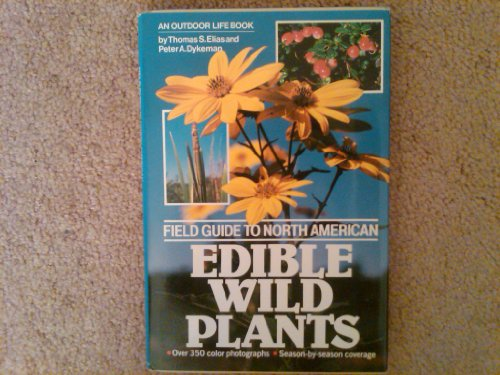 9781556540172: Field Guide to North American Edible Wild Plants