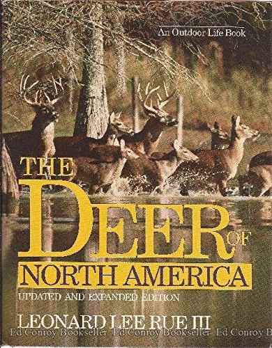 9781556540516: The Deer of North America