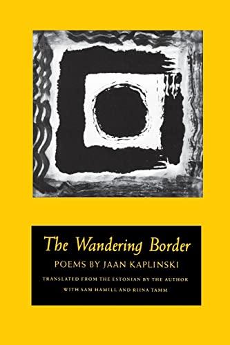 9781556590092: The Wandering Border