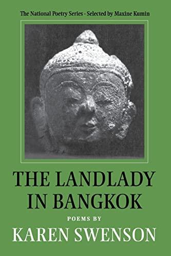 The Landlady in Bangkok (National Poetry Series): Swenson, Karen