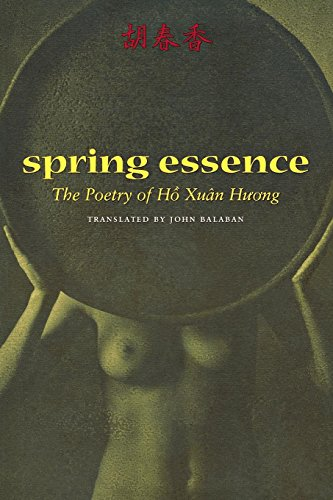 9781556591488: Spring Essence: The Poetry of Ho Xuan Huong