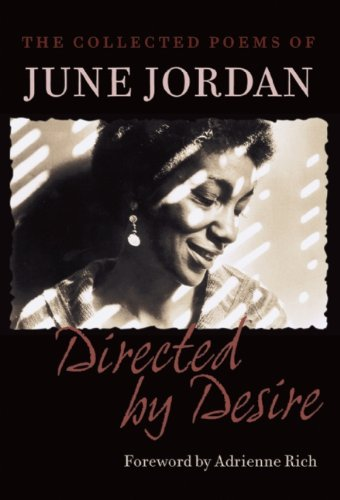 9781556592287: Directed by Desire: The Collected Poems of June Jordan