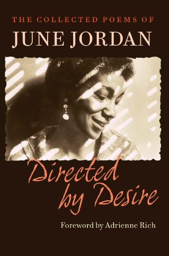 9781556592348: Directed by Desire: The Collected Poems of June Jordan