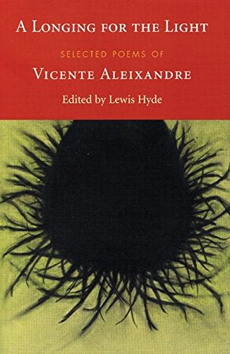 9781556592546: A Longing for the Light: Selected Poems of Vicente Aleixandre