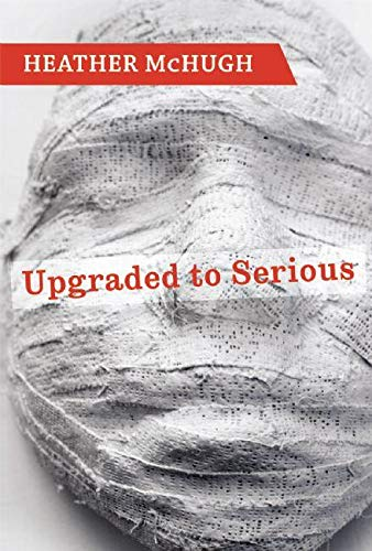 9781556593062: Upgraded to Serious (Lannan Literary Selections)
