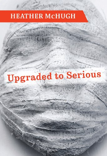 9781556593956: Upgraded to Serious (Lannan Literary Selections)