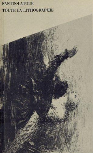 Fantin-Latour. Catalogue Raisonné de l'oeuvre lithographique du: Hédiard, Germain, Léonce