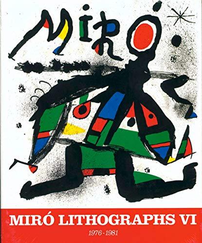9781556601903: Joan Miro Lithographs: 1976-1981