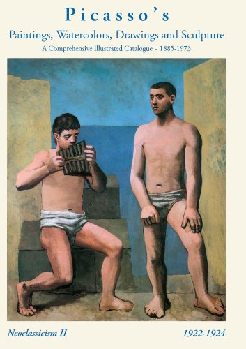 Picasso's Paintings, Watercolors, Drawings and Sculpture: Neoclassicism: Pablo Picasso; Picasso