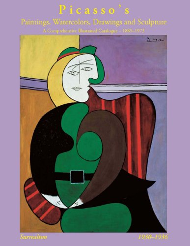 Picasso's Paintings, Watercolors, Drawings & Sculpture: Surrealism,: Picasso Project