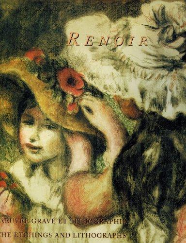 Renoir's Etchings & Lithographs: Catalogue Raisonne: Loys Delteil; Illustrator-Pierre-Auguste