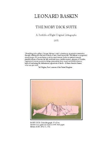 Moby Dick Suite: Leonard Baskin