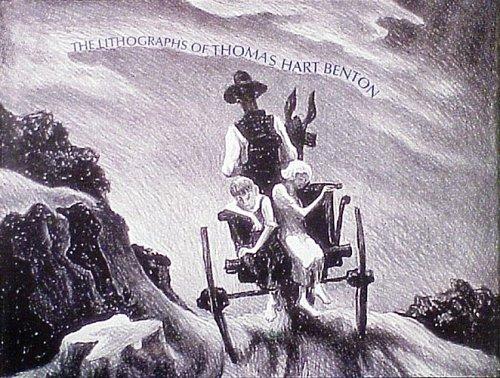 The Lithographs of Thomas Hart Benton: A: Creekmore Fath