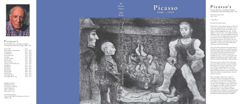 9781556603150: Picasso's Catalogue of the Printed Graphic Work 1966-1969, Revised Edition