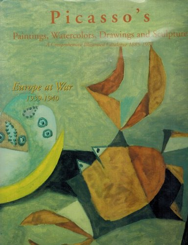 Picasso's Paintings, Watercolors, Drawings and Sculpture, Europe: The Picasso Project.