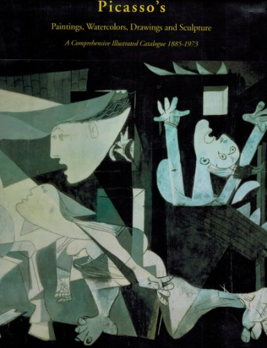 9781556603365: Picasso's Paintings, Watercolors, Drawings and Sculpture, Spanish Civil War 1937-1939