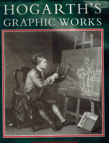 Hogarth's Graphic Works. Catalogue Raisonné. (9781556608049) by Ronald Paulson
