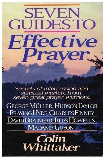 9781556610110: Seven Guides to Effective Prayer