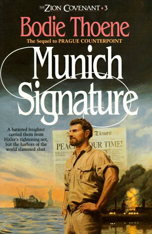 9781556610790: Munich Signature (The Zion Covenant, Book 3)