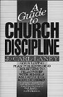 Guide to Church Discipline: Laney, Carl J.