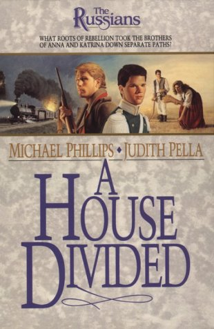 9781556611735: A House Divided (The Russians, Book 2)