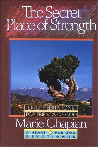 9781556612190: The Secret Place of Strength (Heart for God Devotional Series, No. 5)