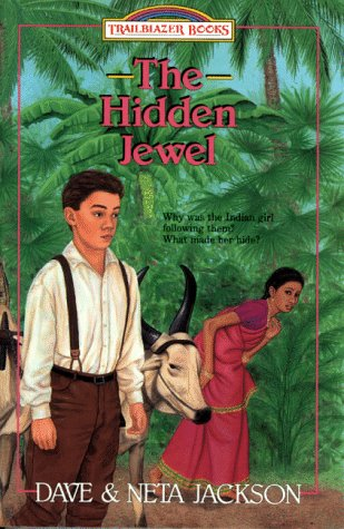 9781556612459: The Hidden Jewel: Amy Carmichael (Trailblazer Books #4)