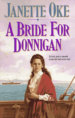 9781556613272: A Bride for Donnigan (Women of the West #7)