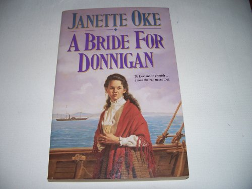 9781556613289: A Bride for Donnigan (Women of the West #7)