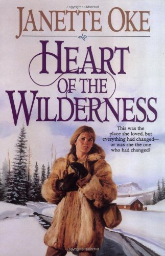 9781556613623: Heart of the Wilderness (Women of the West #8)