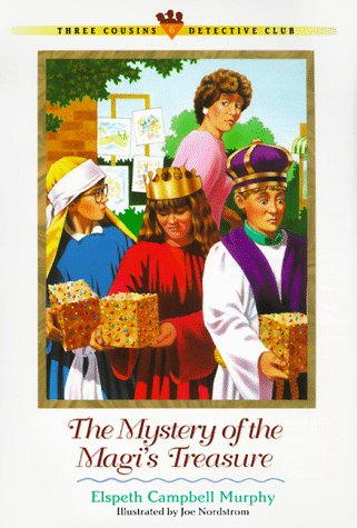9781556614101: The Mystery of the Magi's Treasure (Three Cousins Detective Club) (Book 6)