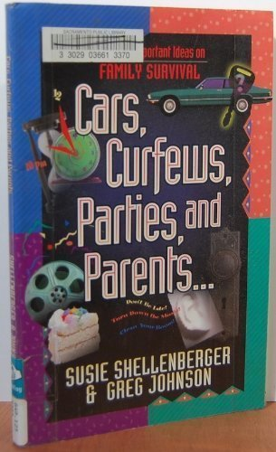 9781556614828: Cars, Curfews, Parties, and Parents... (77 Pretty Important Ideas)