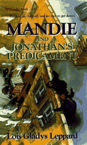 9781556615559: Mandie and Jonathan's Predicament (Mandie #28)