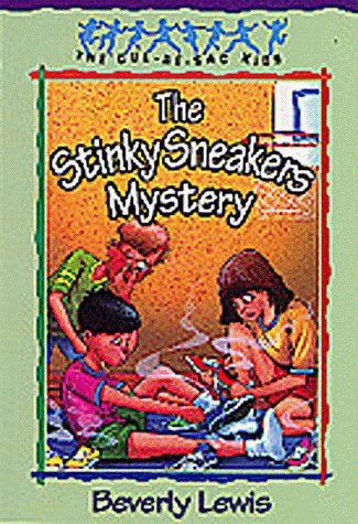 The Stinky Sneakers Mystery (The Cul-de-Sac Kids: Lewis, Beverly
