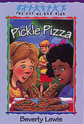 Pickle Pizza (The Cul-de-Sac Kids #8) (Book: Lewis, Beverly