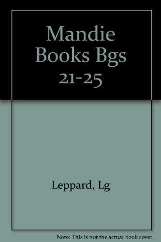 9781556618031: Mandie Books, Boxed Set, Vols. 21 -25