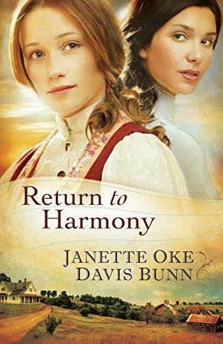 9781556618789: Return to Harmony