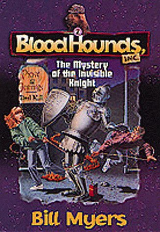 9781556618918: The Mystery of the Invisible Knight (Bloodhounds, Inc. #2) (Book 2)