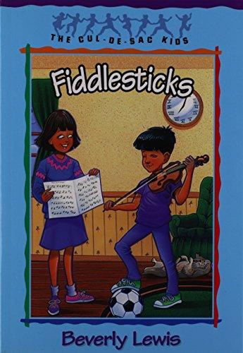 Fiddlesticks (The Cul-de-Sac Kids, No. 11) (Book: Beverly Lewis