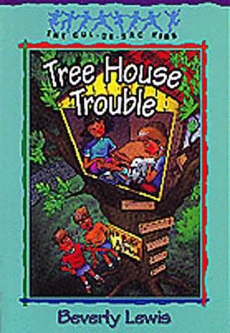 Tree House Trouble (The Cul-de-Sac Kids #16): Lewis, Beverly