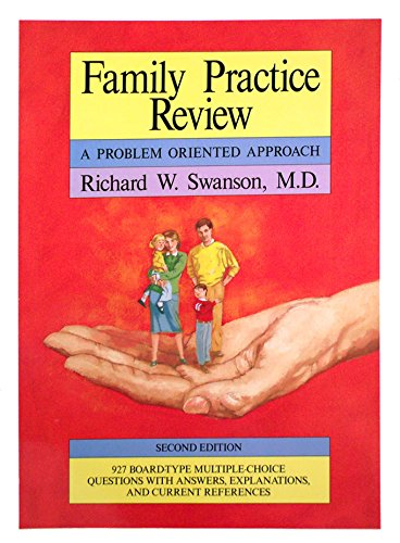 9781556643194: Family Practice Review: A Problem Oriented Approach